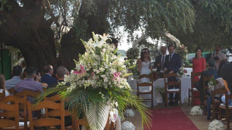 Ceremonia boda civil en el Rocio, Huelva, blessing ceremony, wedding minister English Spanish French German Swedish celebrant ceremonies civiles symbolique en français espagnol anglais F12