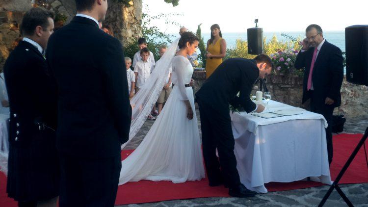 Hochzeitsminister Marbella Cérémonie civile mariage Marbella Malaga Nerja