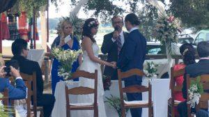 Orador boda civil Huelva, El Rocío