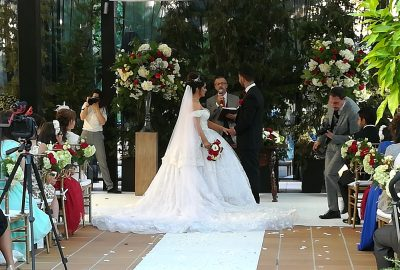 Bodas en Sevilla Wedding Minister Spanish, French, English