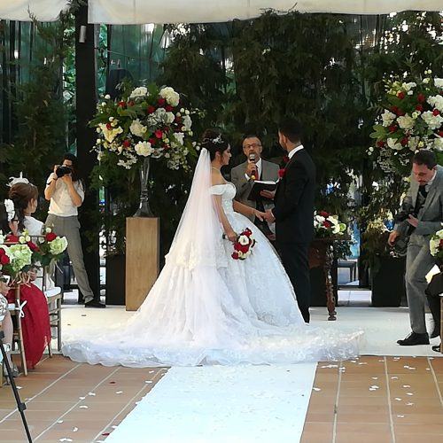 Bodas en Sevilla Wedding Minister Spanish, French, English