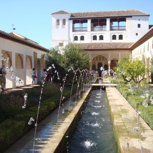 Palacio de los Cordova La Alhambra Boda civil Blessing ceremony Mariage ceremonie français anglais frances español ingles aleman german dutch Granada F09