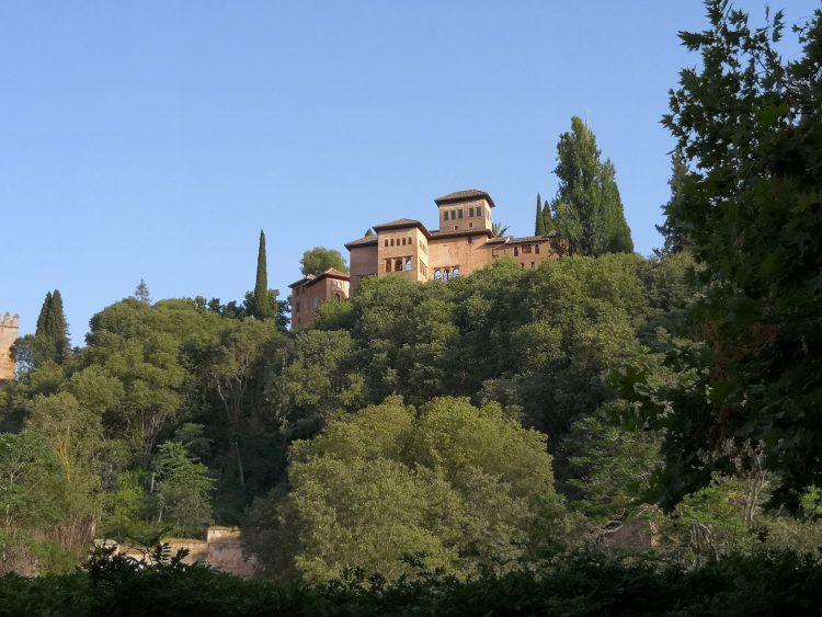 Meister der Standeszeremonien und Hochzeiten in Carmen de los Chapiteles, in Granada