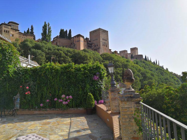 Standesamtliche Trauung in Carmen de los Chapiteles, Granada