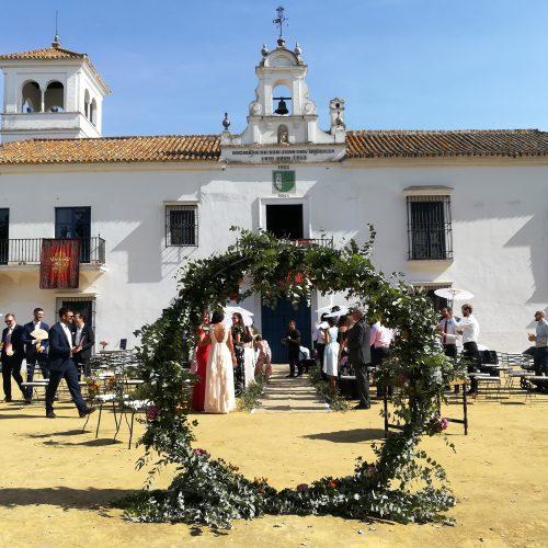 Bodas-civiles-y-maestros-de-ceremonia-en-Hacienda San Juan del Hornillo Dos HermanasEn-Sevilla
