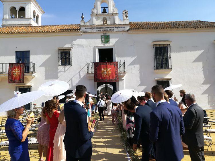 Bröllop-civil-och-Masters-of-ceremoni-i-Hacienda San Juan del Hornillo dos HermanasEn-Sevilla