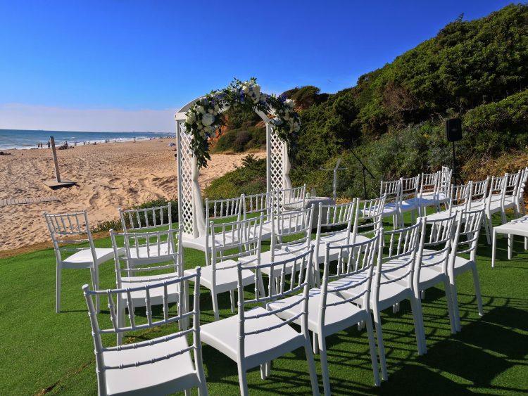 Zeremonienmeister bei Conil Cadiz Civil Weddings