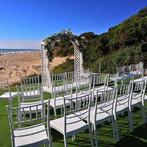 Masters of ceremonies at Conil Cadiz Civil Weddings