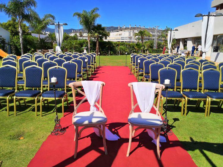 Hotel Los Barrios La Montera del Torero bodas civiles