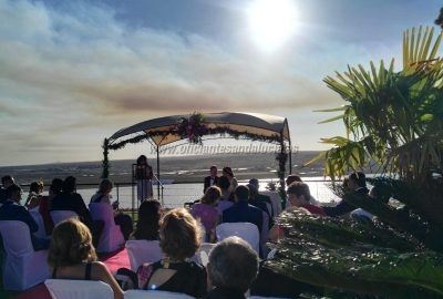 Bodas civiles en Paradores de Ayamonte Huelva