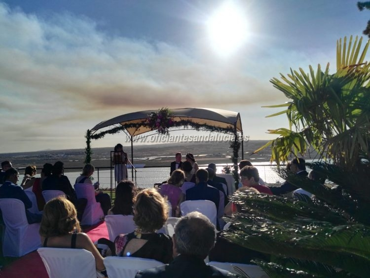 Civil Weddings in Paradores de Ayamonte Huelva