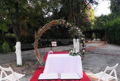 Mariages civil-officiants-officiating-officiate-officiate-de-mariages-dans-El-Palmar-Vejer-Cadiz