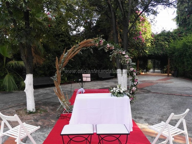 Mariages civil-officiants-officiating-officiate-officiate-de-mariages-dans-El-Palmar-Vejer-Cadiz