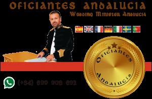Officiell celebrant av civilier i Malaga och provinsen