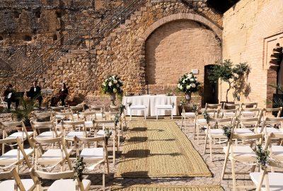 Maître de cérémonie à Carmona, Séville