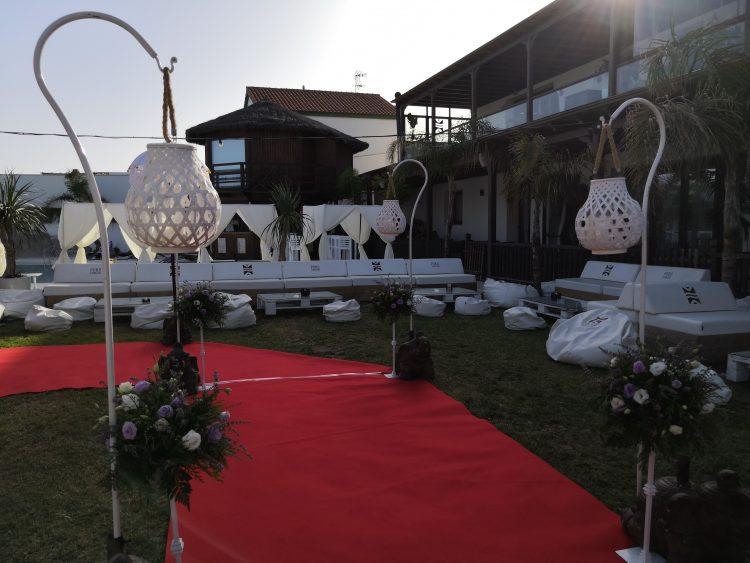 Mariage civil à Punta Carnero Algeciras