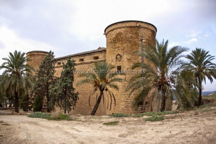 Bodas civiles en Jaen oficiantes de bodas en Castillo de Canenas F01