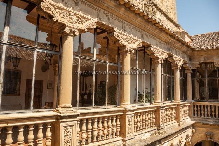 Standesamtliche Hochzeiten in Jaen Hochzeit Officiants in Castillo de Canenas F01